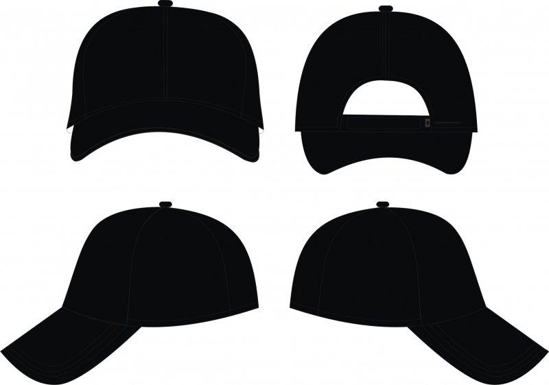 1926f6a47 Desain Topi Pesanan » design topi polos hitam • Konveksi Topi Murah ...