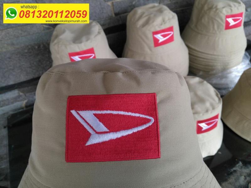 Bucket Hat Murah Produksi di Konveksi Topi Murah Bandung • Konveksi ... 817f347570