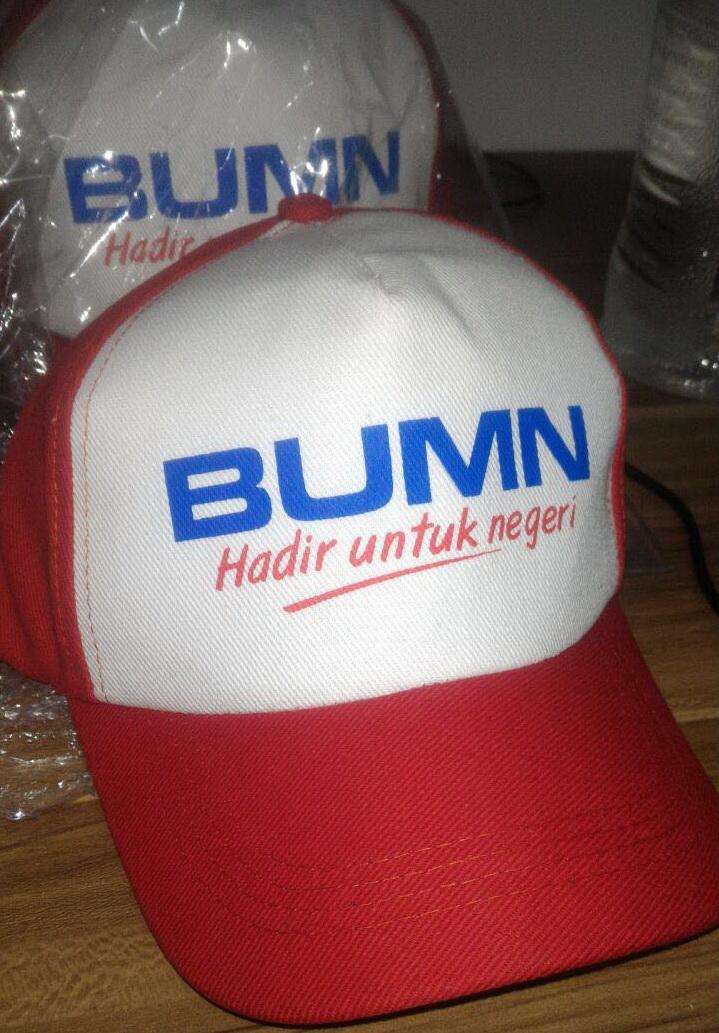 Konveksi Jasa Produsen Pembuatan Topi BUMN Yang Bagus dan Murah 38a521783f